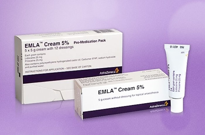 Indications and Usage for EMLA